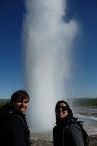 Islanda Circolo d'Oro - Geysir