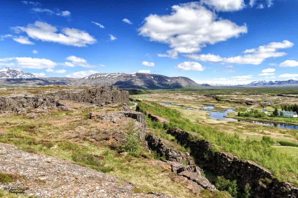 Islanda Circolo d'Oro Pingvellir