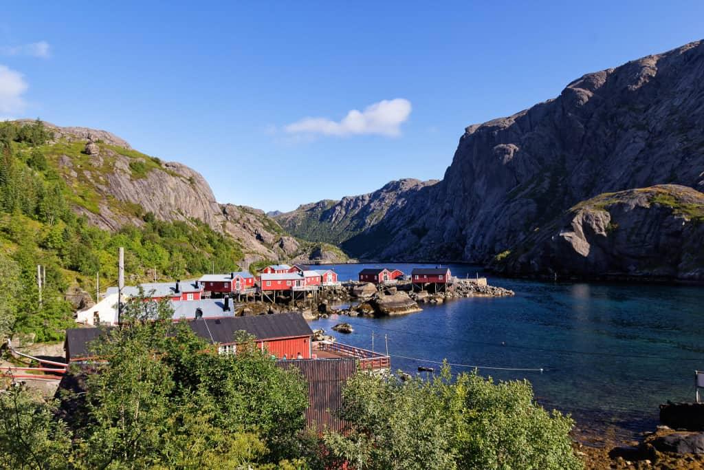 Visita isole Lofoten Crociera in Norvegia