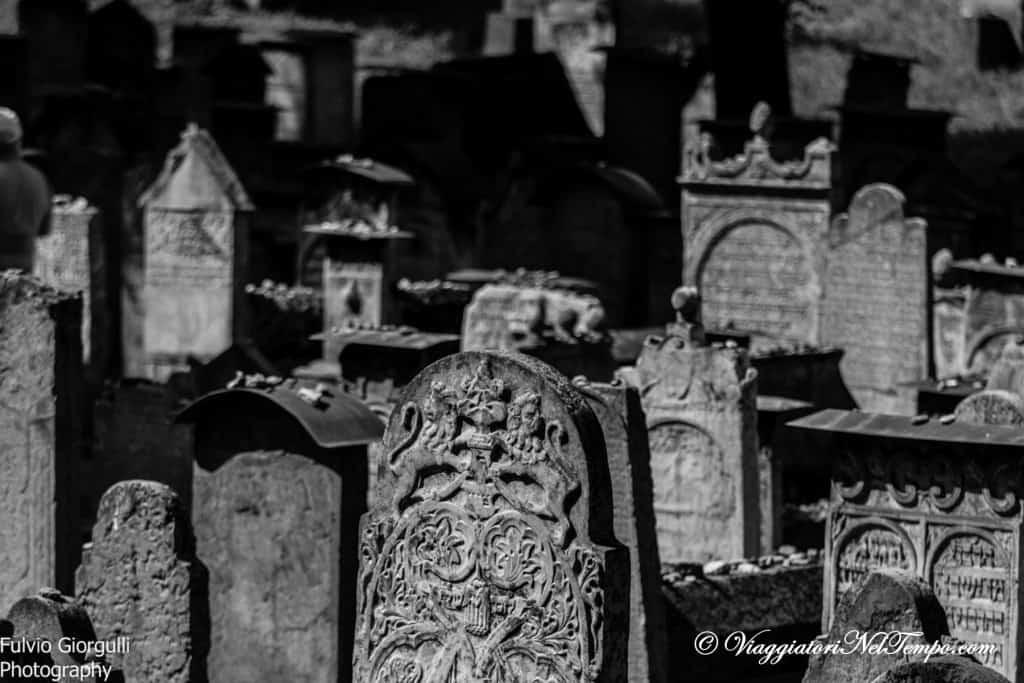 Cracovia - cimitero ebraico