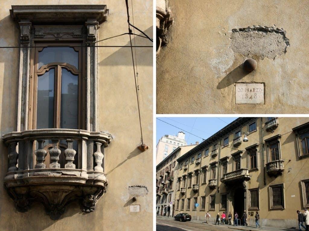 10 luoghi poco conosciuti di Milano - la palla di cannone