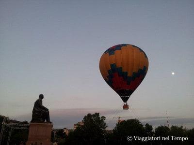 Armenia Yerevan al tramonto