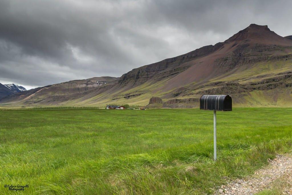 islanda fiordi orientali