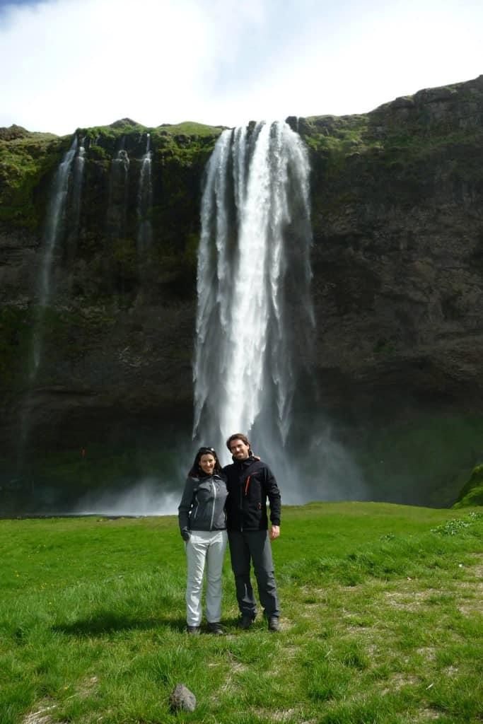 L'Islanda sud – occidentale - cascata di Seljalandsfoss