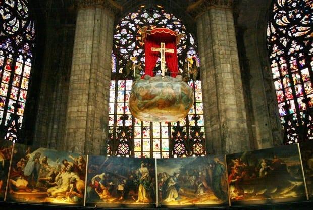 10 luoghi poco conosciuti di Milano - Duomo - laNivola