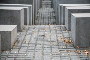 Berlino in 3 giorni -Memoriale dell'Olocausto
