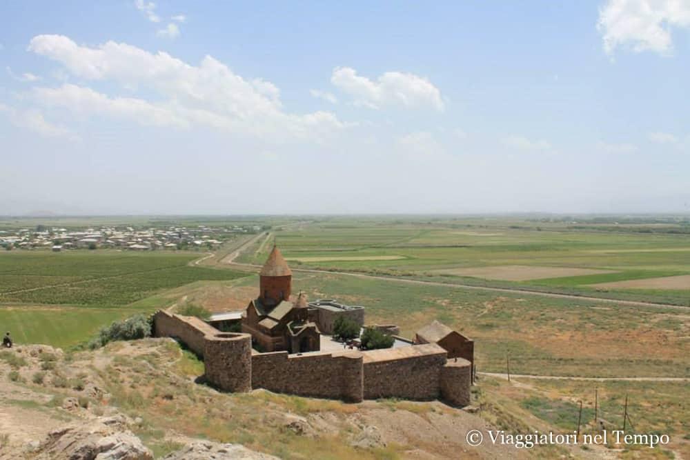 Armenia - Monastero di Khor Virap