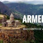 ARMENIA RACCONTO DI VIAGGIO