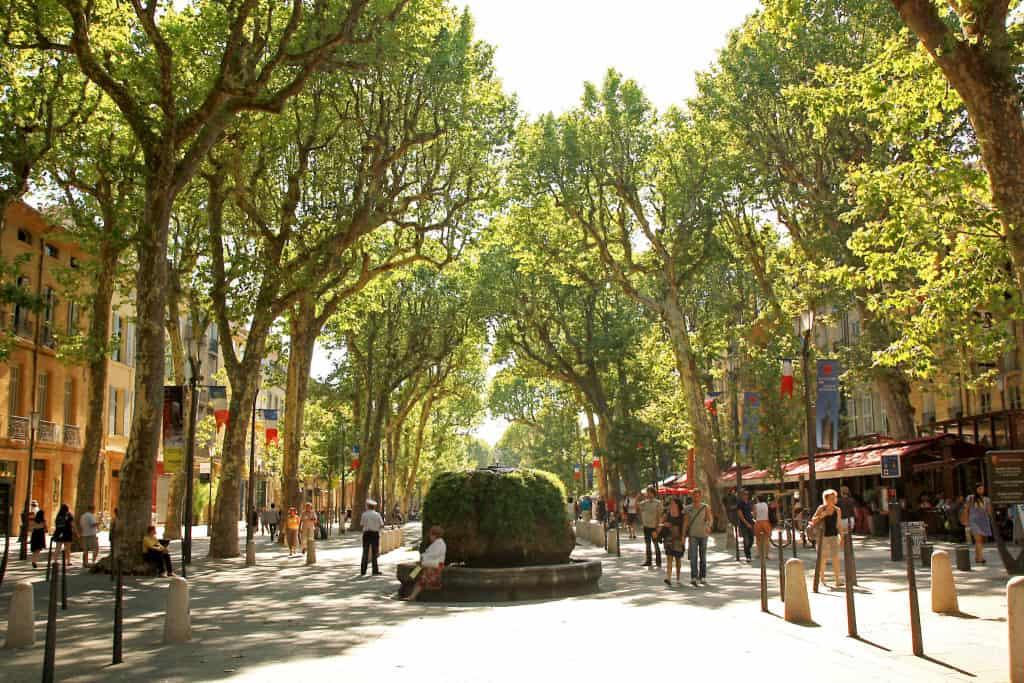Provenza - Aix en Provence