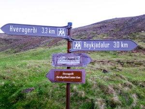 islanda bagni termali Reykjadalur