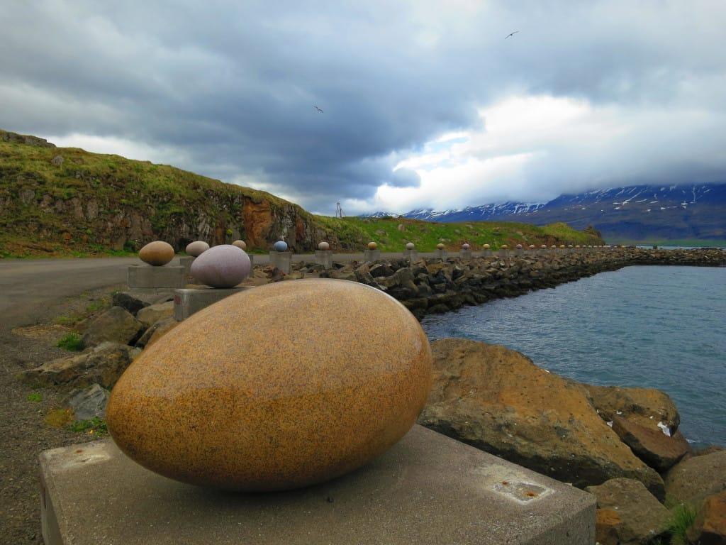 islanda fiordi orientali Djúpivogur