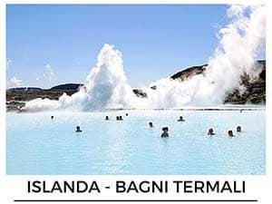 ISLANDA BAGNI TERMALI