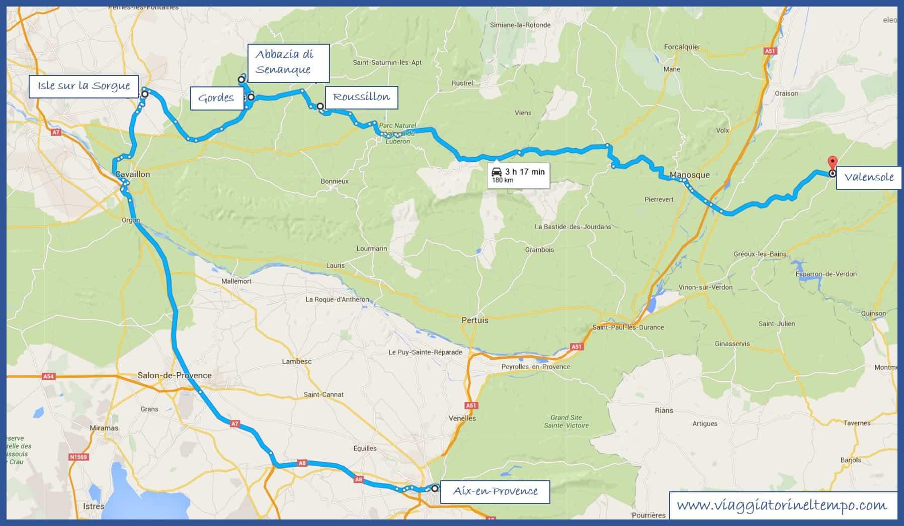 Provenza: itinerario di 3 giorni tra la lavanda