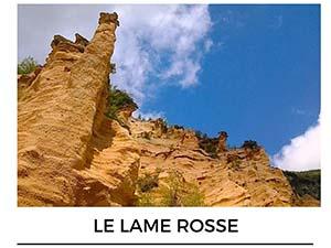 LAME ROSSE