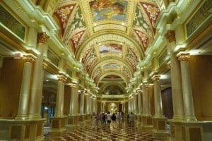 Las Vegas il Venetian