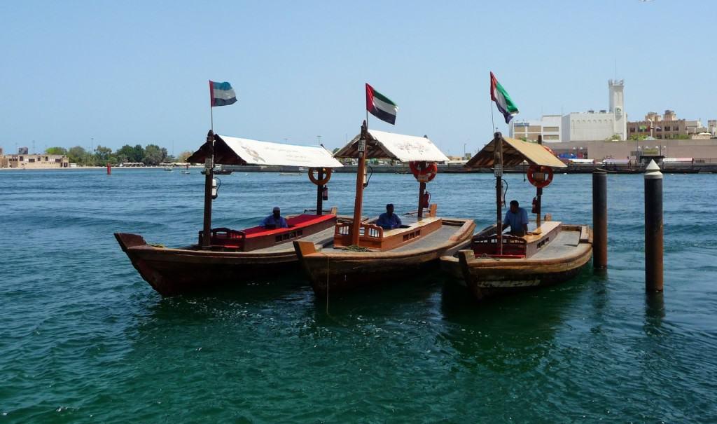 Dubai in 24 ore - Dubai creek