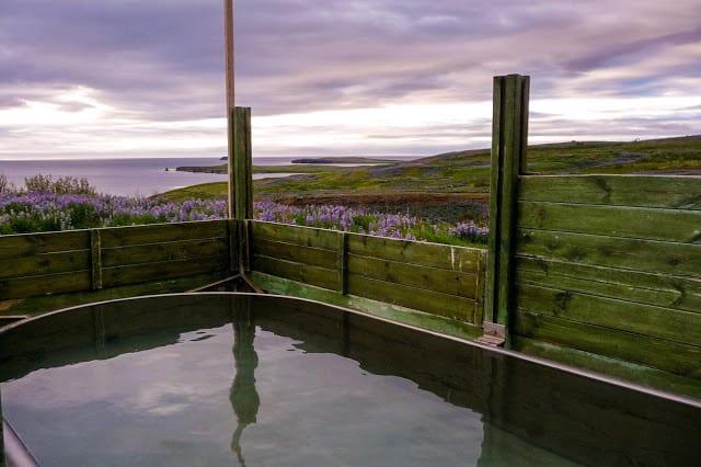 Islanda bagni termali fiumi caldi husavik