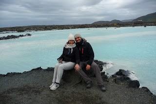 Islanda bagni termali fiumi caldi blue lagoon