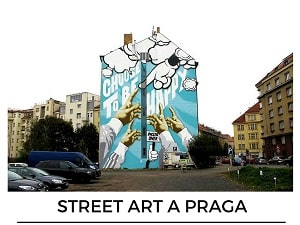 PRAGA STREET ART