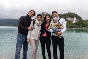 noi al Lago Bled