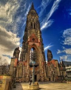 Amburgo - chiesa di San Nicola