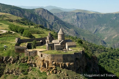 monastero di Tatev