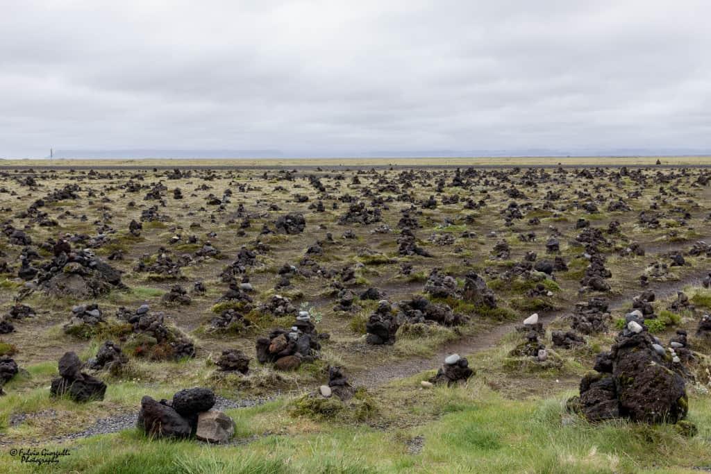 Islanda sud-orientale - strada per Fjardrargljufur