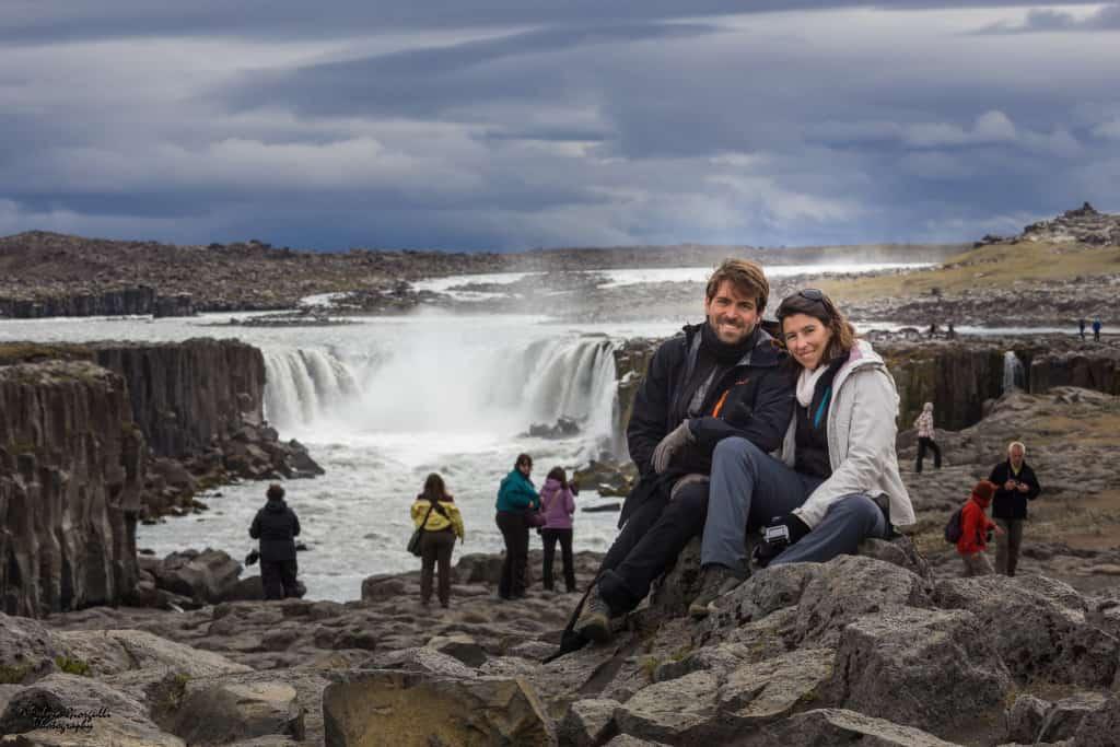 cascata di Selfoss