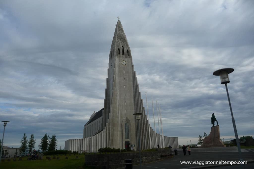 Reykjavik chiesa di Stykkisholmur