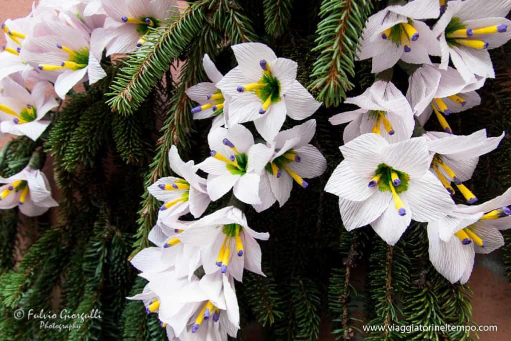 Monte Isola festa dei fiori