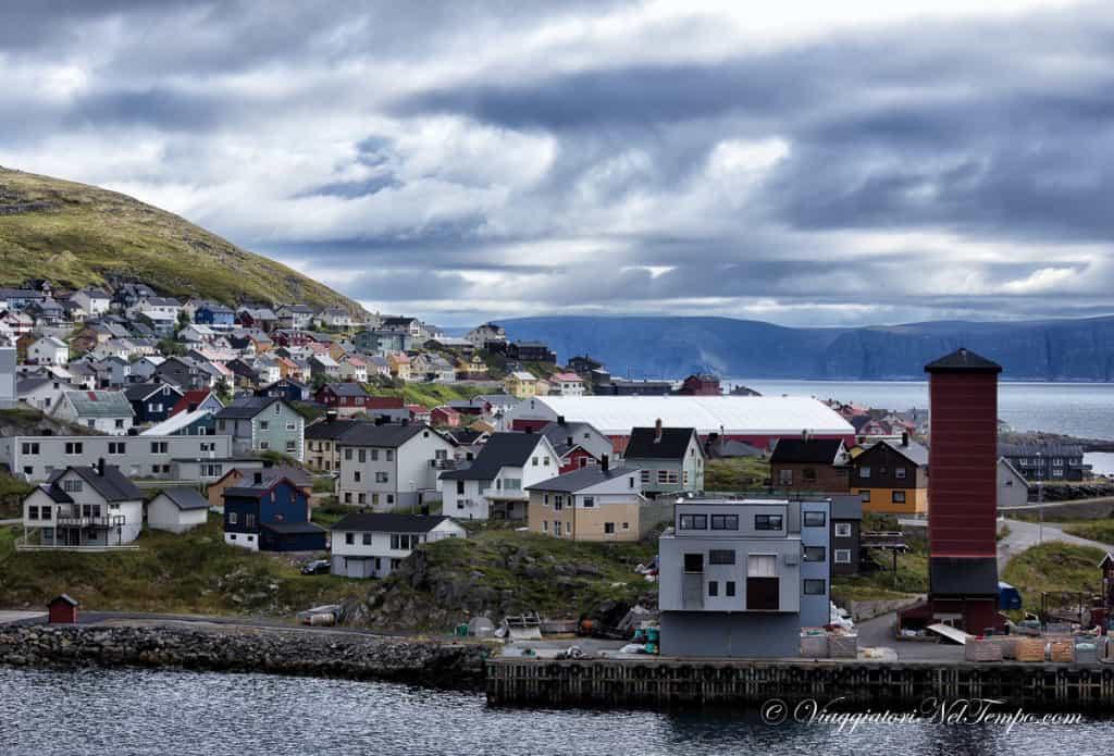 crociera in norvegia -honningsvag