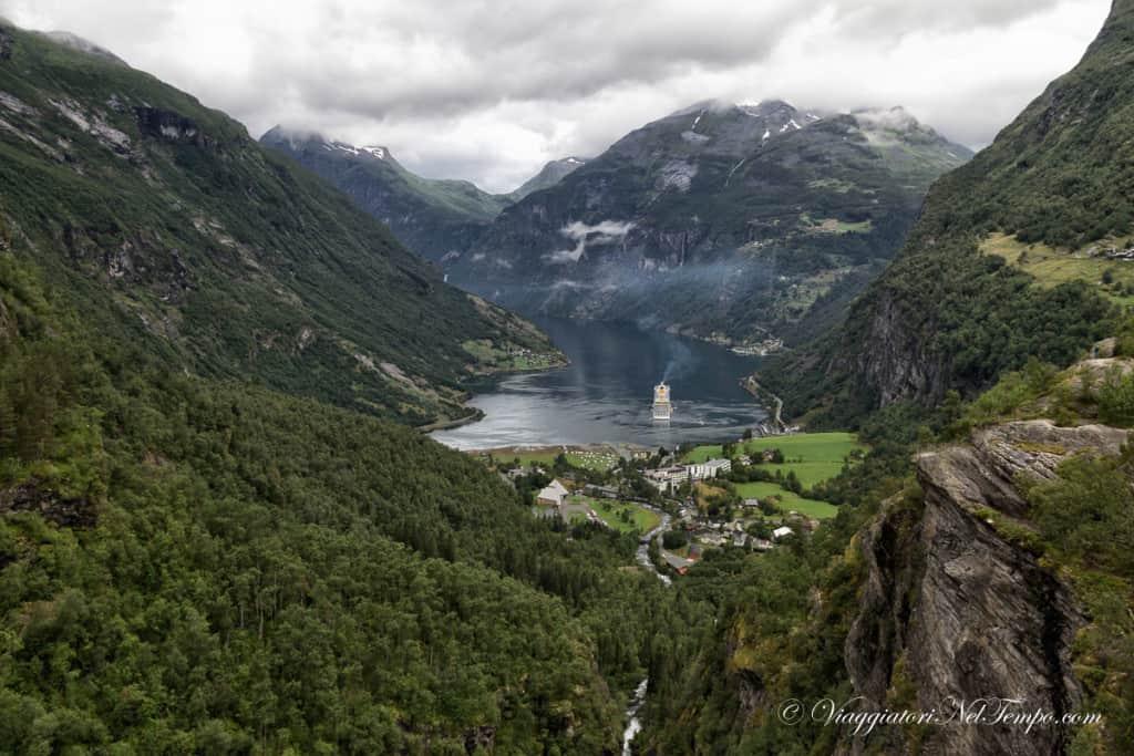 crociera in norvegia - Geiranger