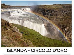 ISLANDA CIRCOLO D'ORO