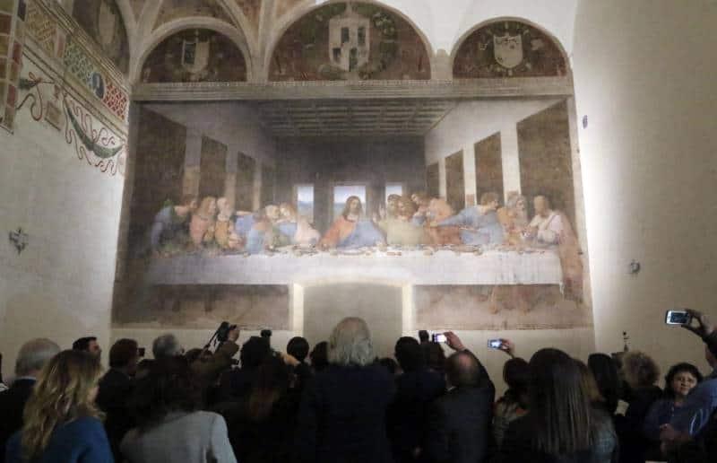 Milano: musei gratuiti la prima domenica del mese - Cenacolo Vinciano - foto presa da Internet