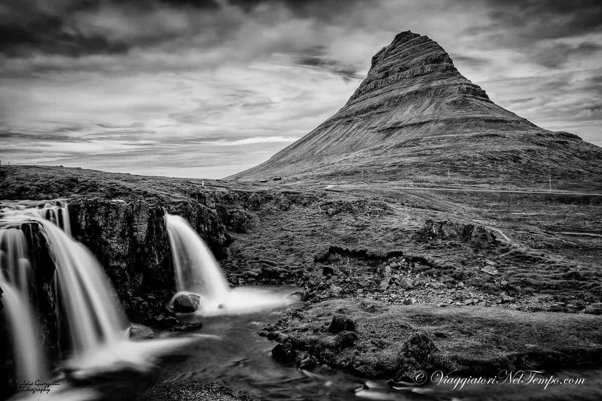 Snaefellsnes peninsula - Kirkjufell mountain
