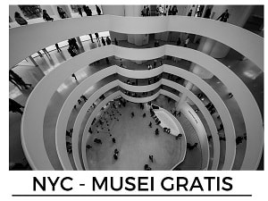 new york musei gratis