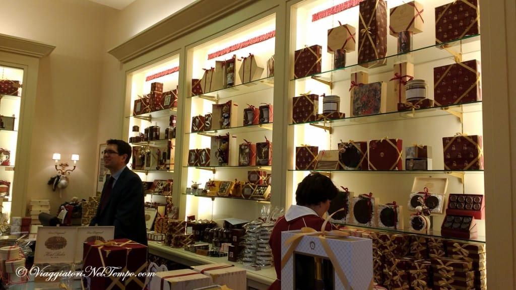 i mercatini di Natale di Bolzano - Sacher Shop