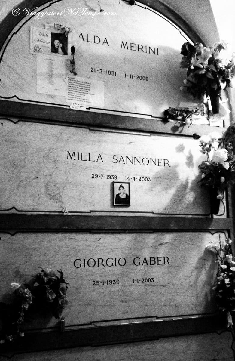 Visita al Cimitero Monumentale di Milano - Viaggiatori Nel