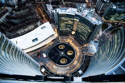Milano dall'Alto - Dall'alto della Torre Unicredit (ph.Corriere della sera)