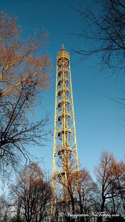 Milano dall'alto - torre branca