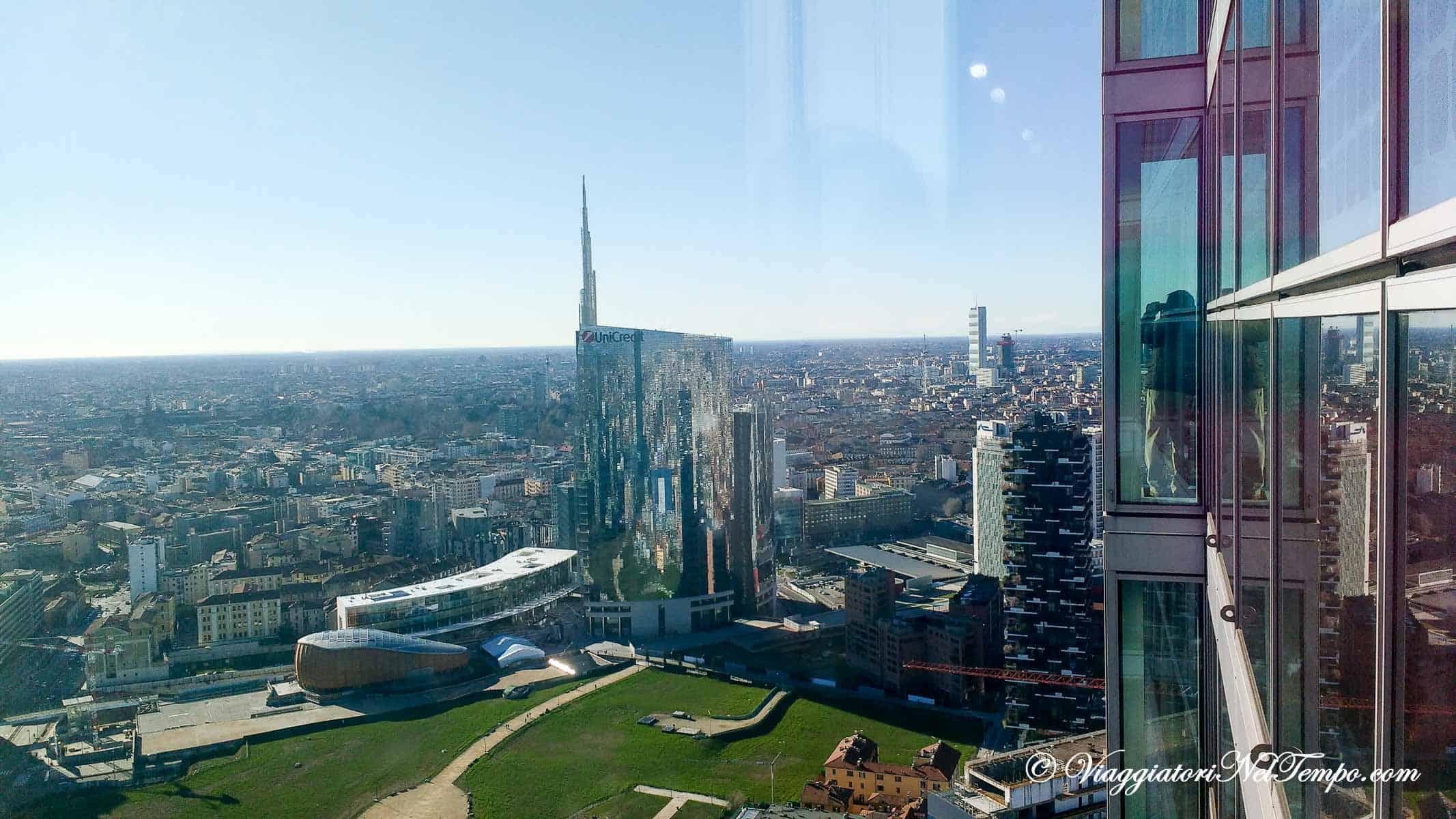 Milano dall 39 alto dove andare per avere panorami for Trovare un costruttore di casa