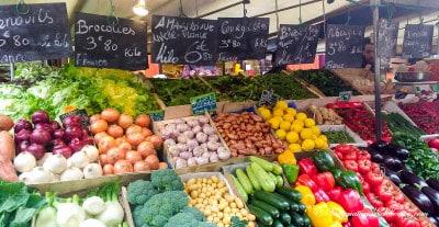 Parigi insolita - Mercato di Place d'Aligre