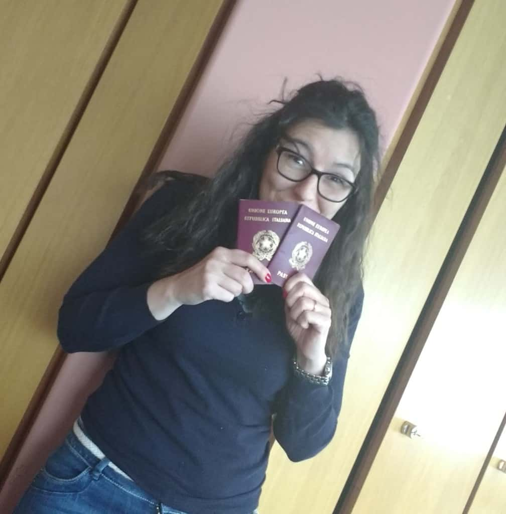 Passaporti ritrovati, meno male!