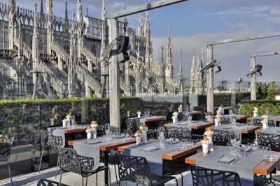 Milano dall'Alto - Terrazze della Rinascente