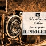 UN RULLINO DA 24 FOTO PER.-.. IL PROGETTO