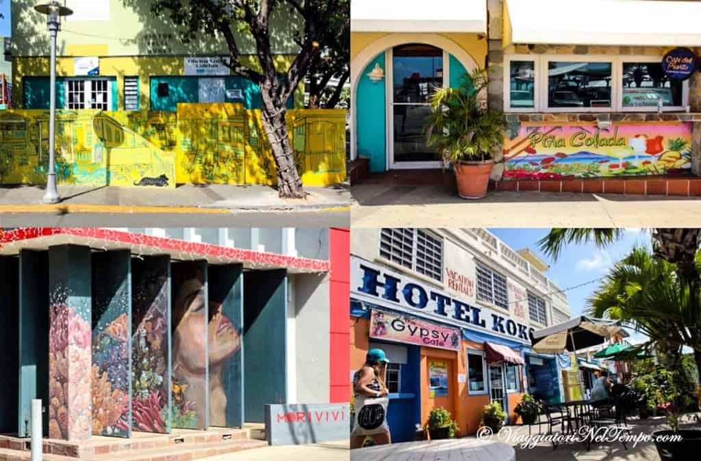 Portorico - racconto di viaggio: Case delle isole di Portorico