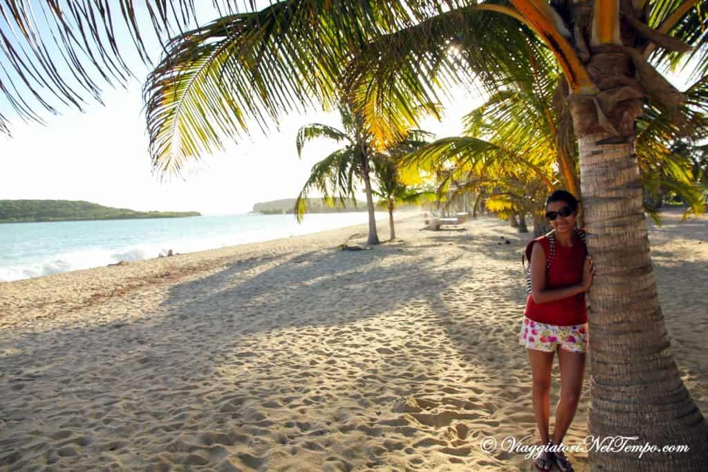 Portorico - racconto di viaggio: Sun Bay beach