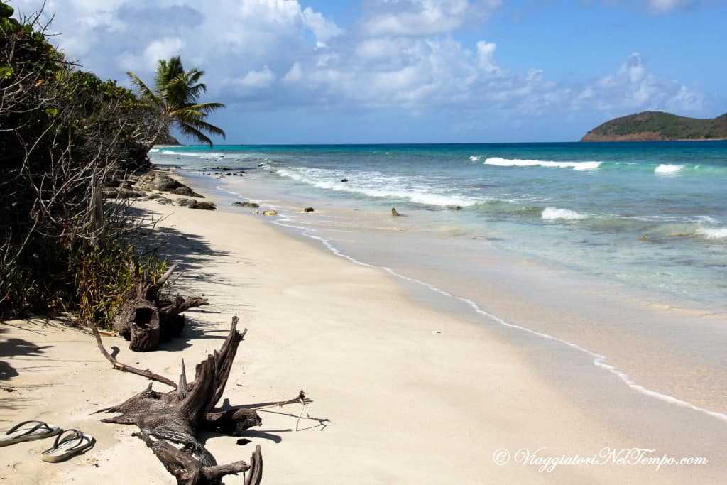 Portorico racconto di viaggio Zoni beach
