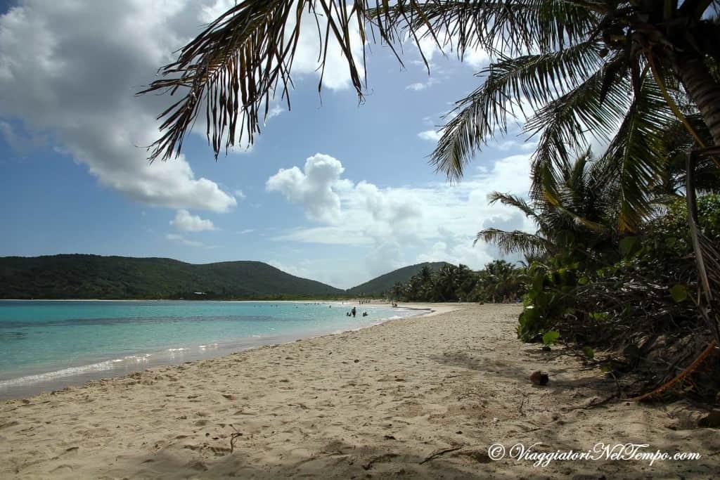 Portorico racconto di viaggio Flamenco beach