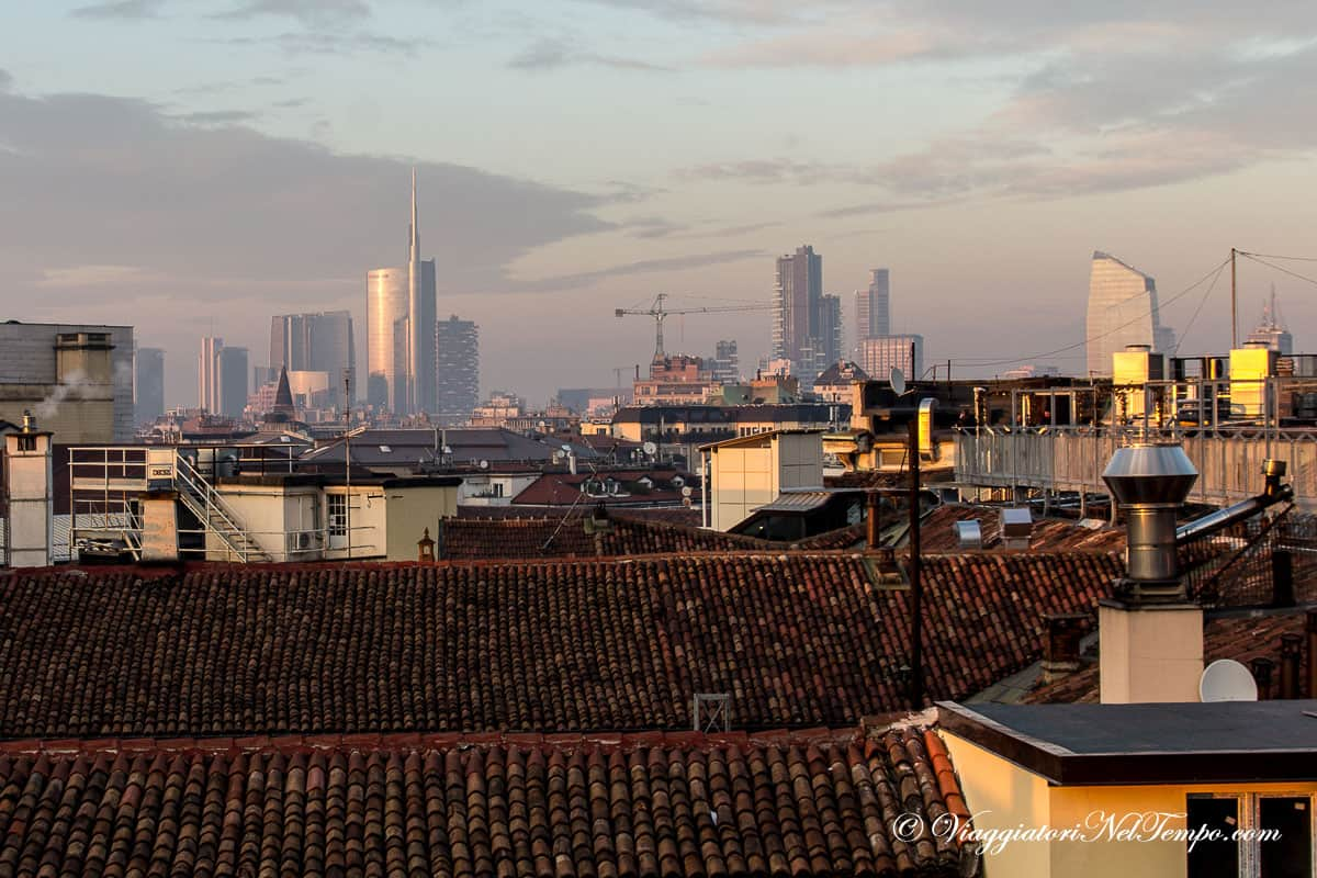 Milano Dall Alto Dove Andare Per Avere Panorami Mozzafiato